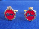 KING'S OWN ROYAL BORDER REGIMENT ( KORBR ) CUFF LINKS